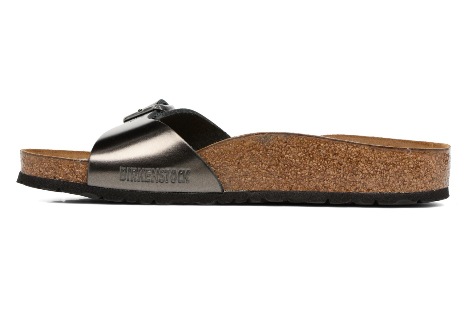 Mules & clogs Birkenstock Madrid Flor W Grey front view
