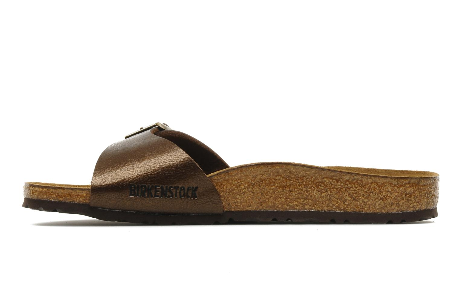 Mules & clogs Birkenstock Madrid Flor W Brown front view