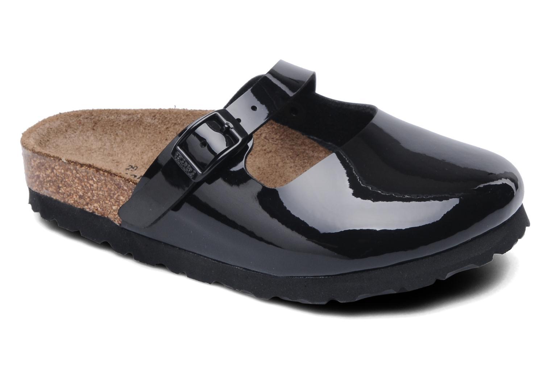 Sandales et nu-pieds Birkenstock Maria Flor E Noir vue détail/paire