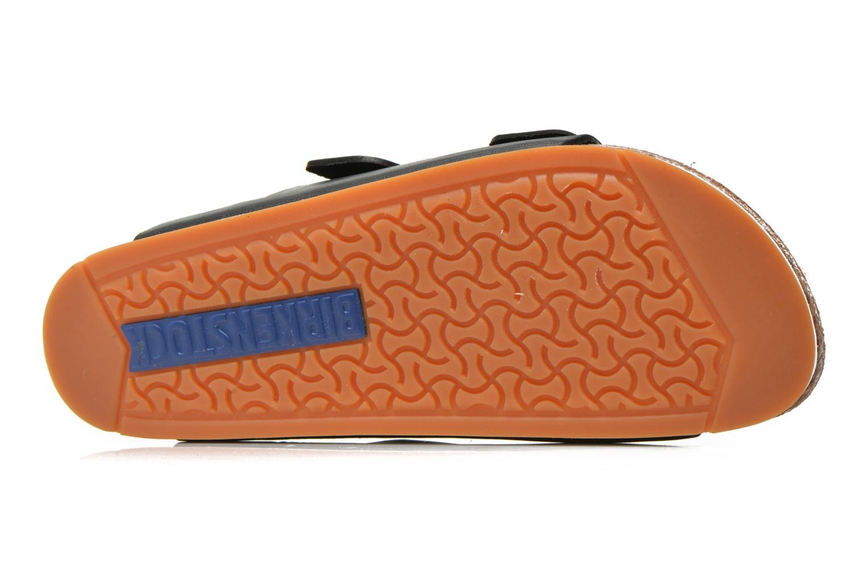 Sandalen Birkenstock Arizona Cuir M Zwart boven