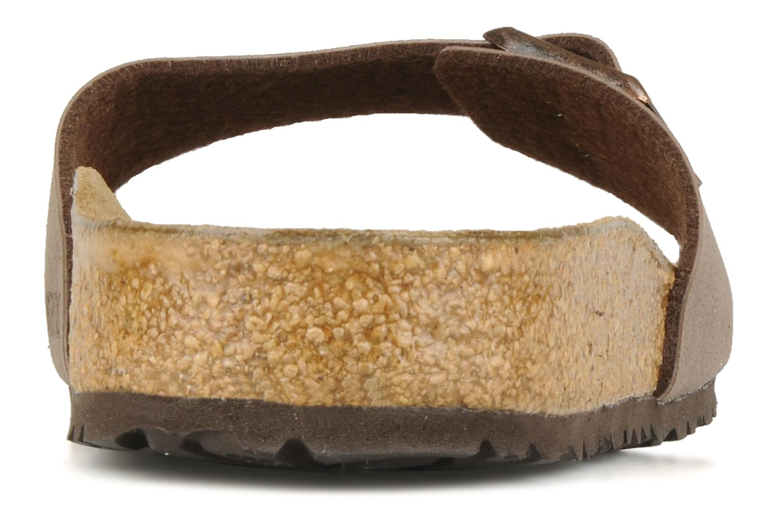 Sandals Birkenstock Madrid Flor M Beige view from the right