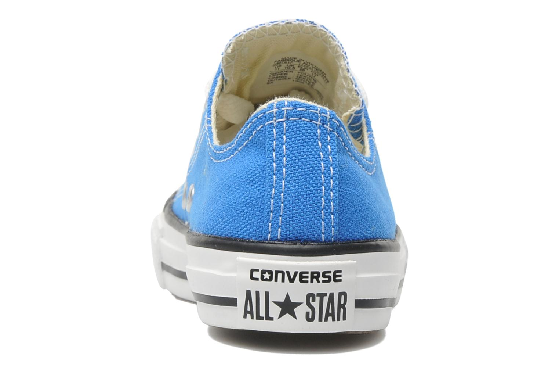 Chuck Taylor All Star Ox K Bleu Electric
