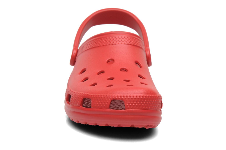 Clogs og træsko Crocs Classic F Bordeaux se skoene på