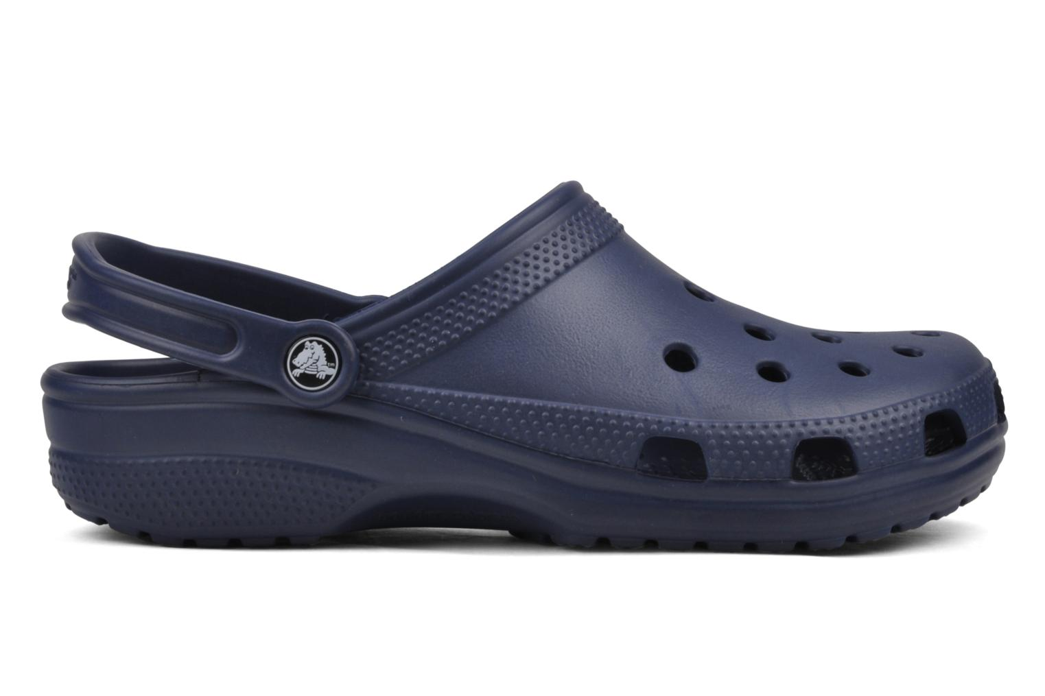 Mules & clogs Crocs Cayman F Blue back view