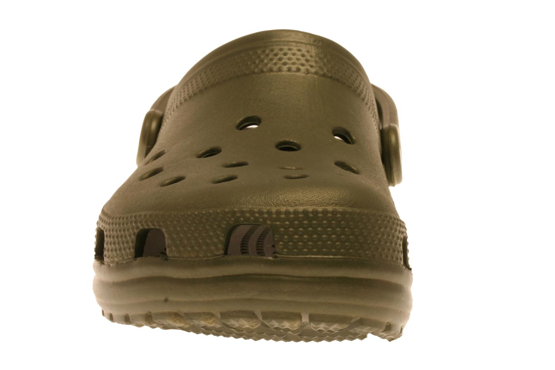 Sandaler Crocs Classic H Grön bild av skorna på