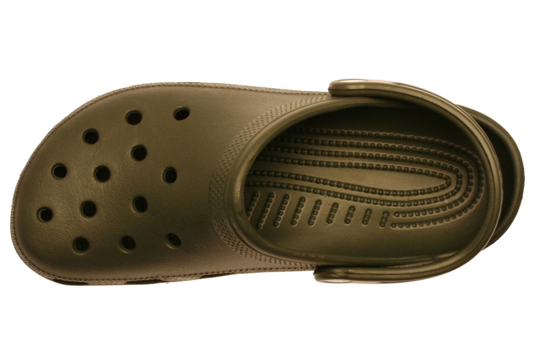 Sandaler Crocs Classic H Grön bild från vänster sidan