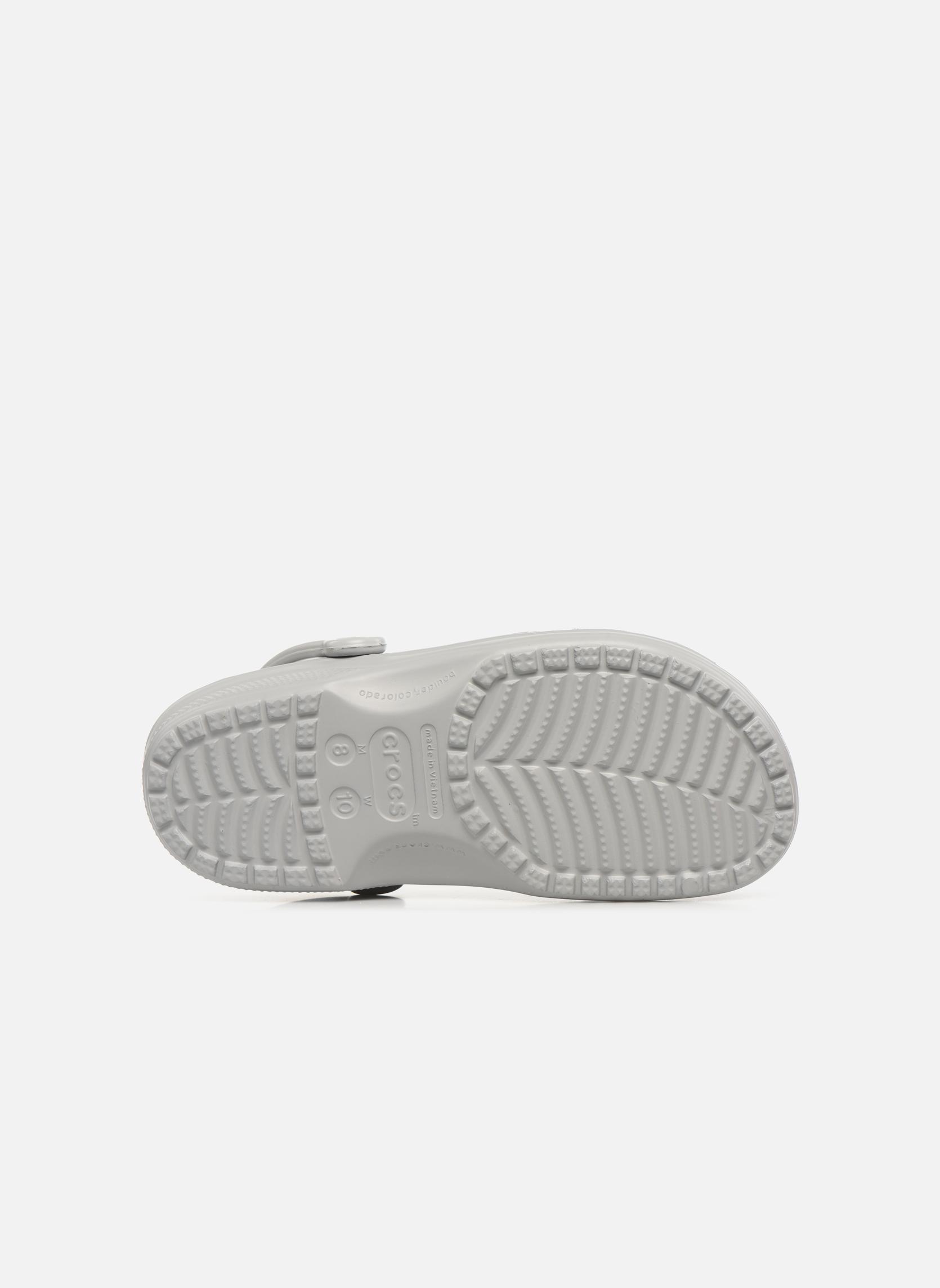 Sandaler Crocs Classic H Grå bild från ovan