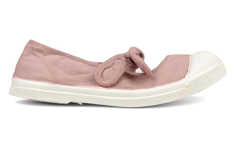 Ballerina's Bensimon Ballerine Flo E Roze achterkant