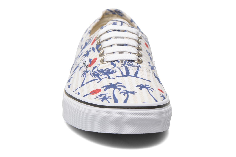Sneaker Vans Authentic mehrfarbig schuhe getragen