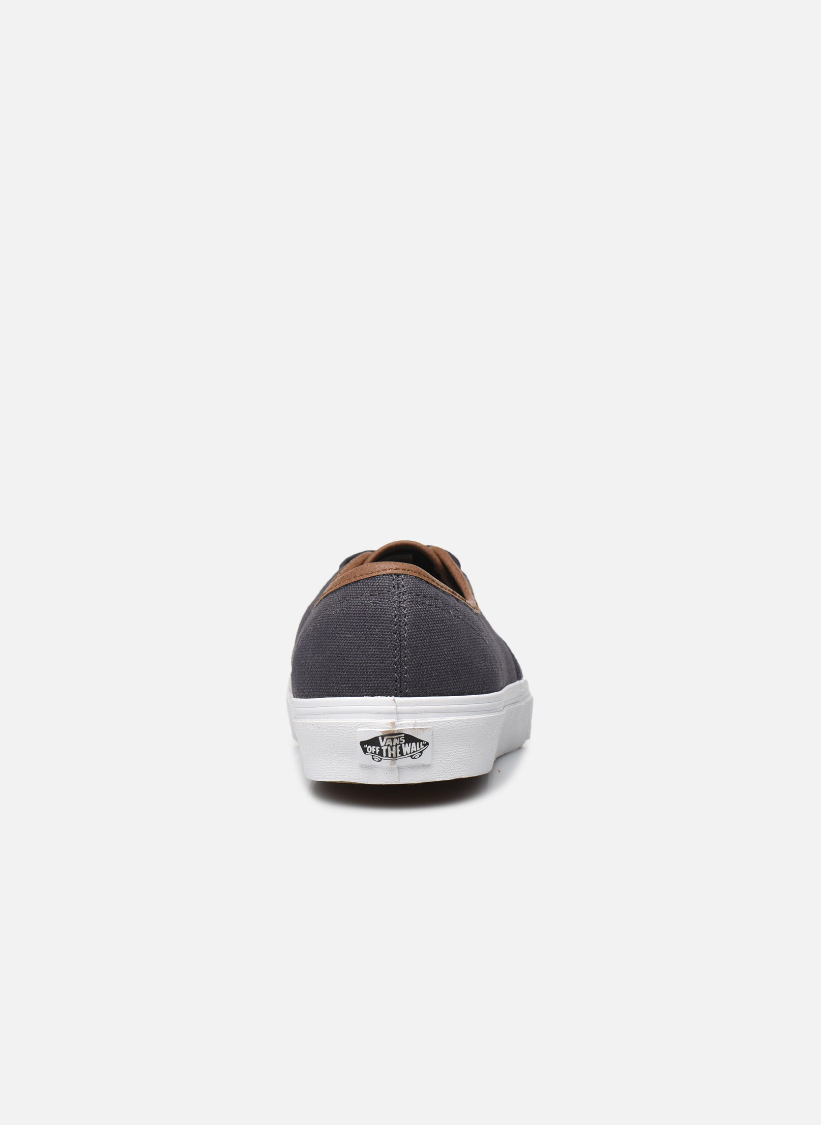 Sneakers Vans Authentic Grigio immagine destra