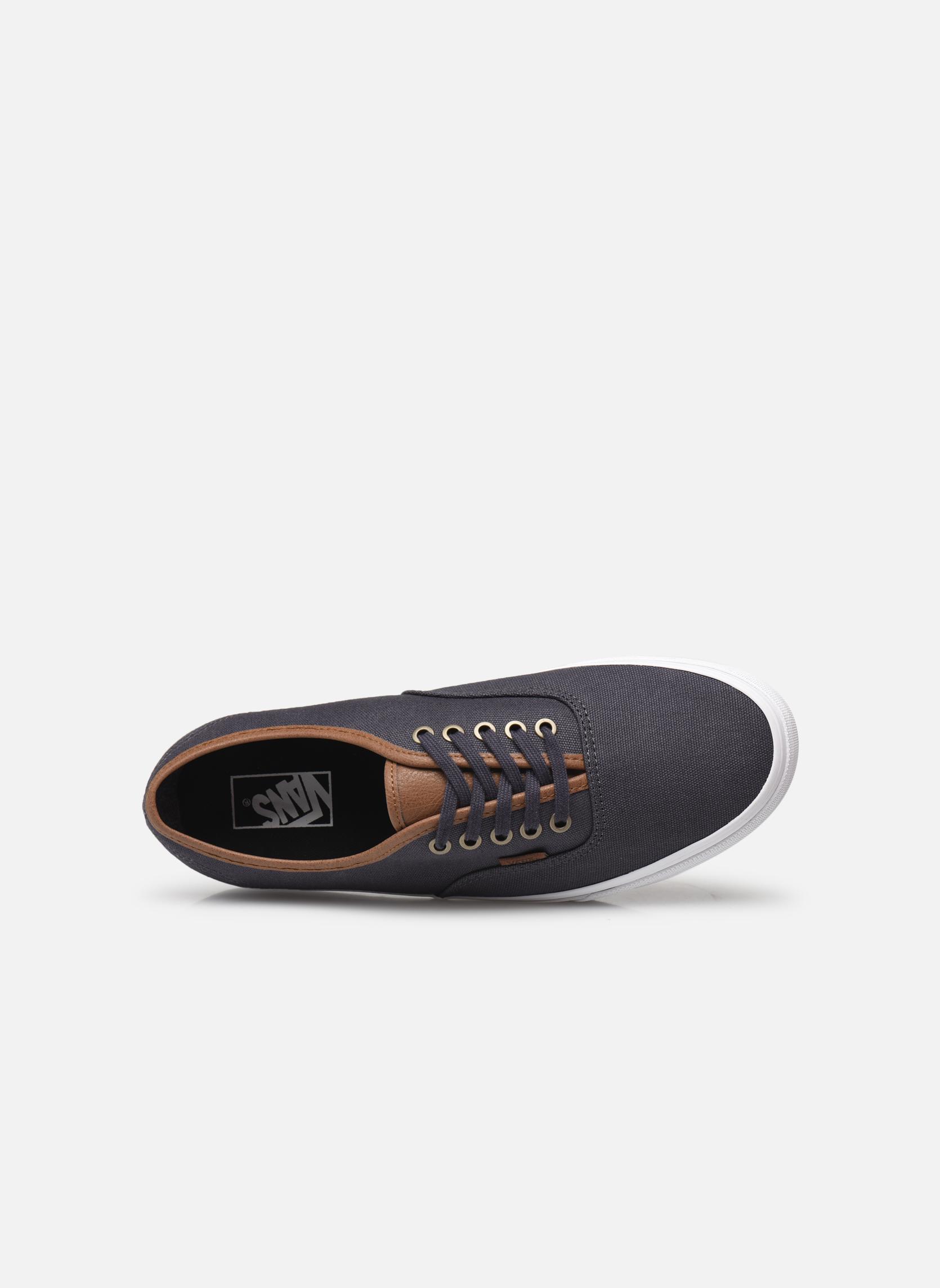 Sneakers Vans Authentic Grigio immagine sinistra
