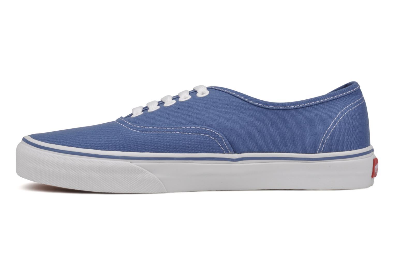 Sneakers Vans Authentic Azzurro immagine frontale