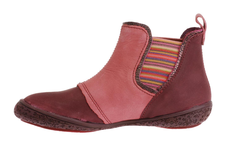 Bottines et boots GBB Diadème Rose vue face