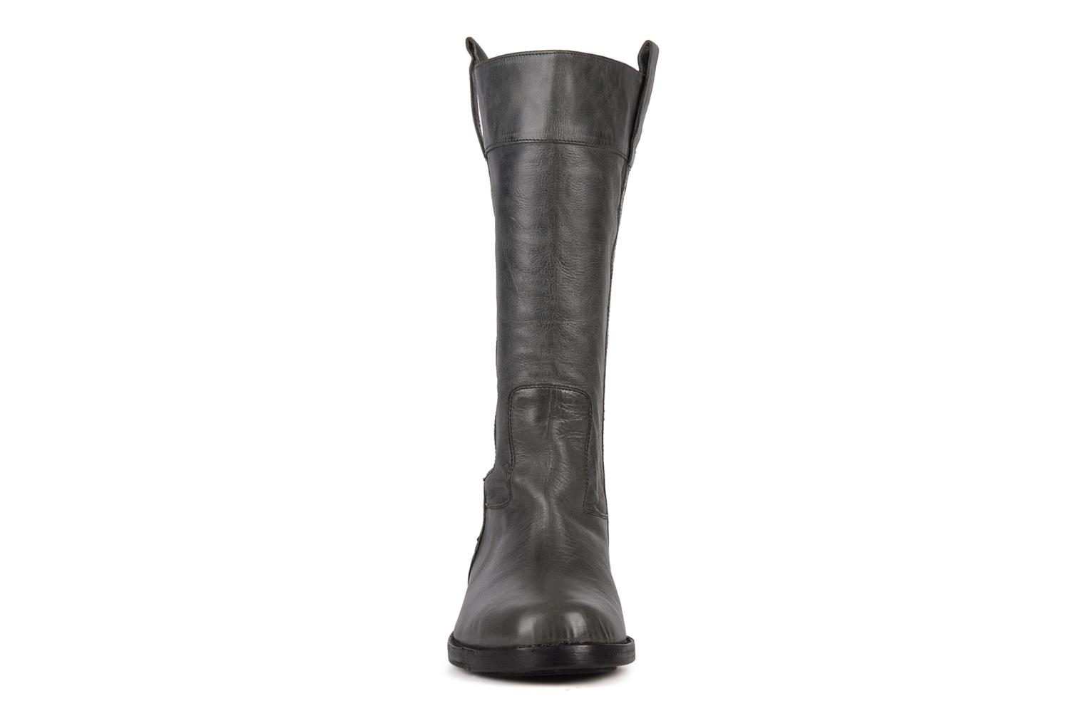 Ankle boots Espace Rastan Grey model view