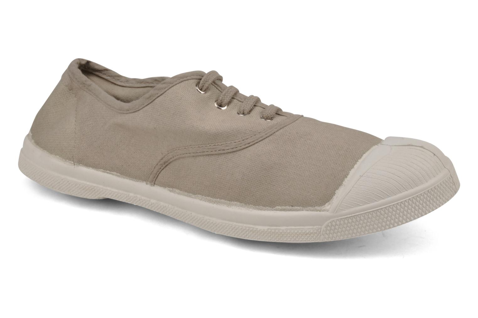 Sneakers Bensimon Tennis Lacets H Beige detail
