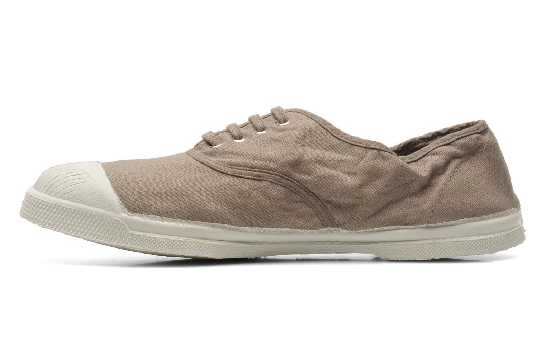 Sneaker Bensimon Tennis Lacets H beige ansicht von vorne