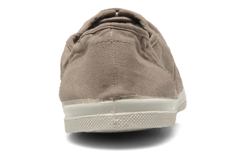 Sneakers Bensimon Tennis Lacets H Beige rechts