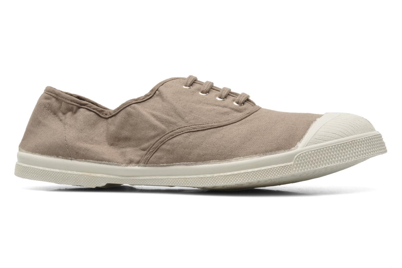 Sneaker Bensimon Tennis Lacets H beige ansicht von hinten