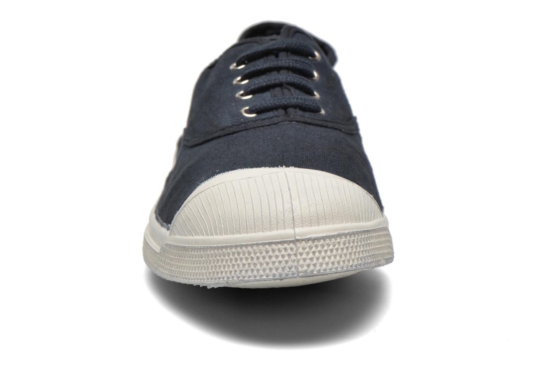 Sneakers Bensimon Tennis Lacets H Svart bild av skorna på