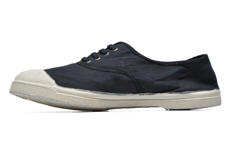 Sneakers Bensimon Tennis Lacets H Zwart voorkant