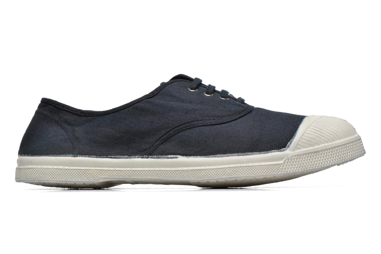 Sneakers Bensimon Tennis Lacets H Zwart achterkant