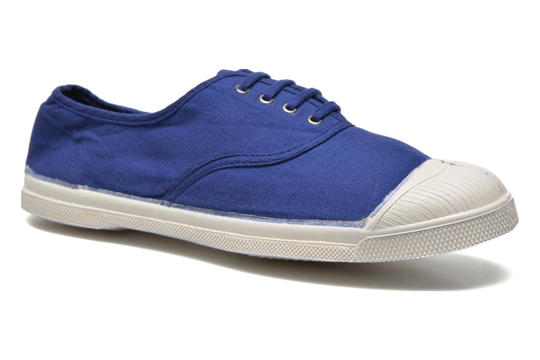 Tennis Lacets H Bleu Vif