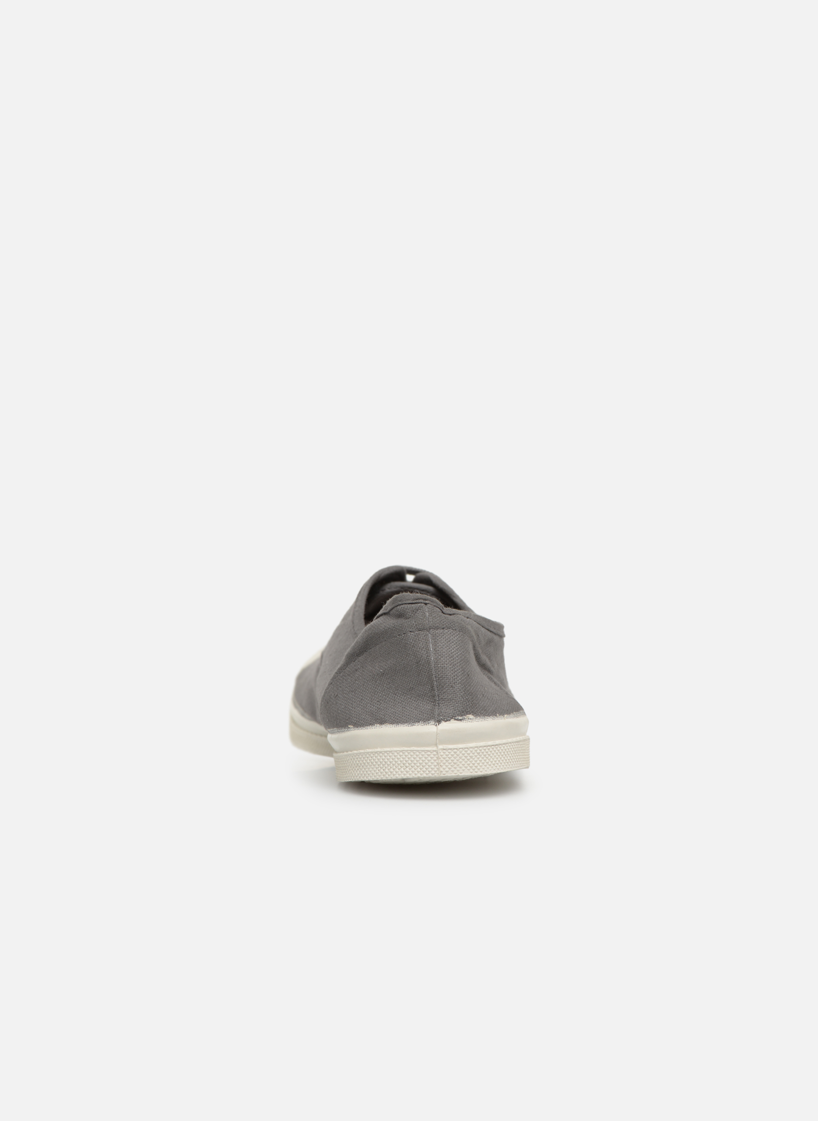 Trainers Bensimon Tennis Lacets H Grey view from the right