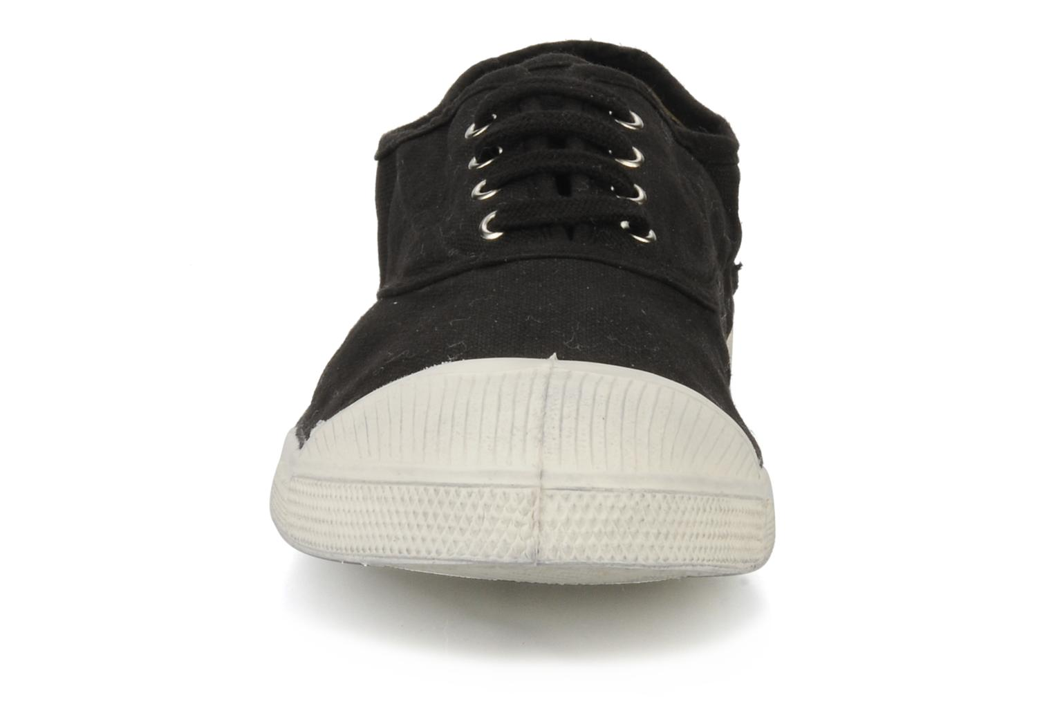 Sneakers Bensimon Tennis Lacets H Sort se skoene på