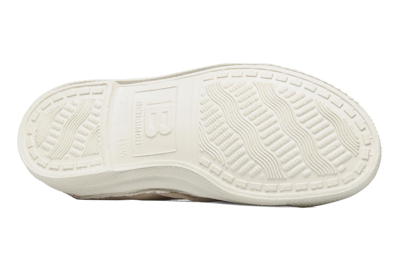 Sneakers Bensimon Tennis Elastique E Beige boven
