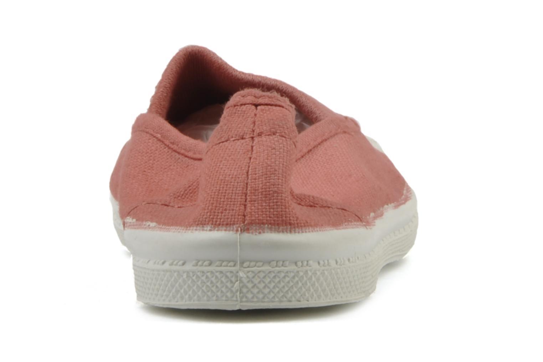 Sneakers Bensimon Tennis Elastique E Roze rechts