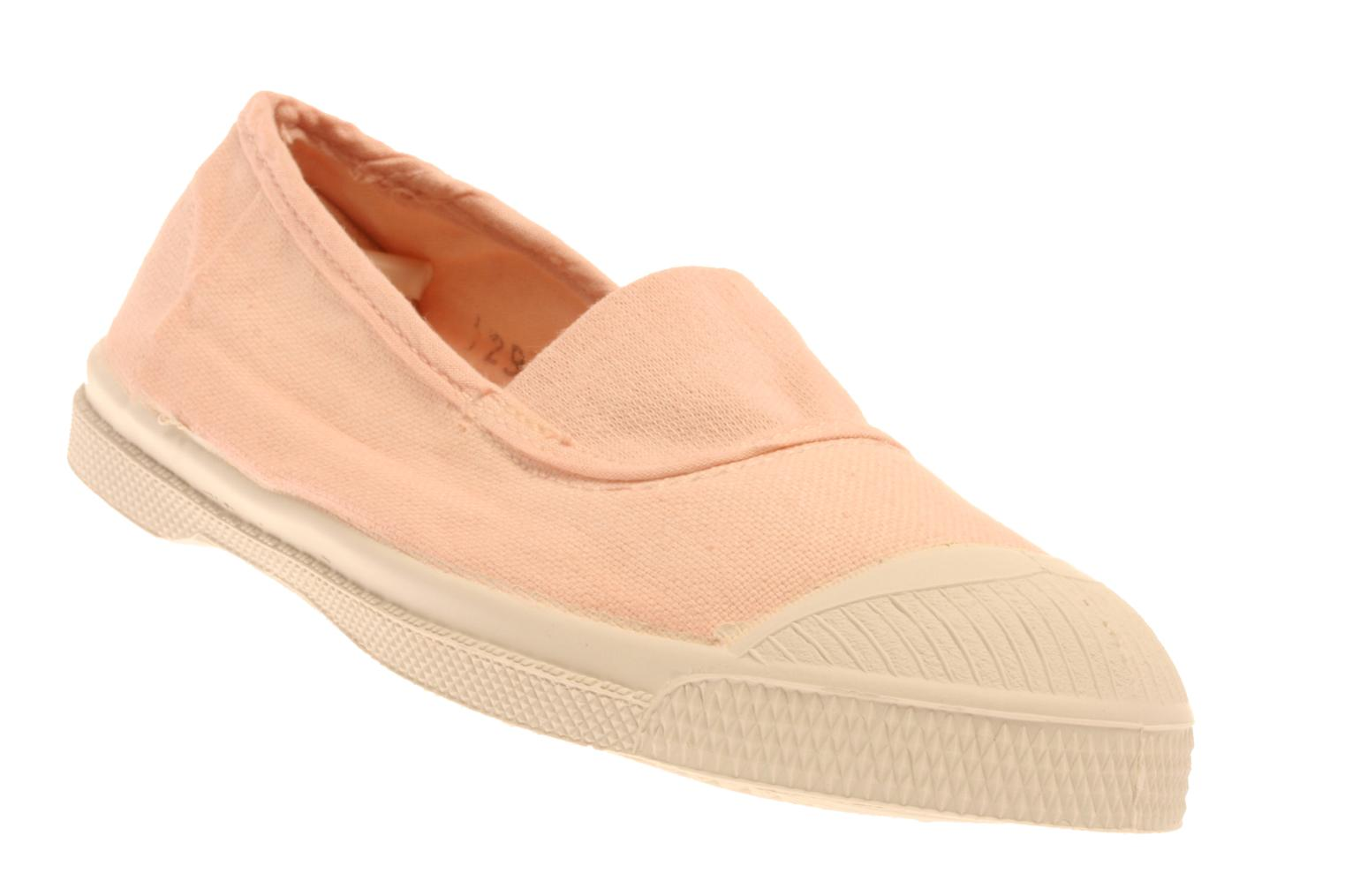 Sneakers Bensimon Tennis Elastique E Roze detail