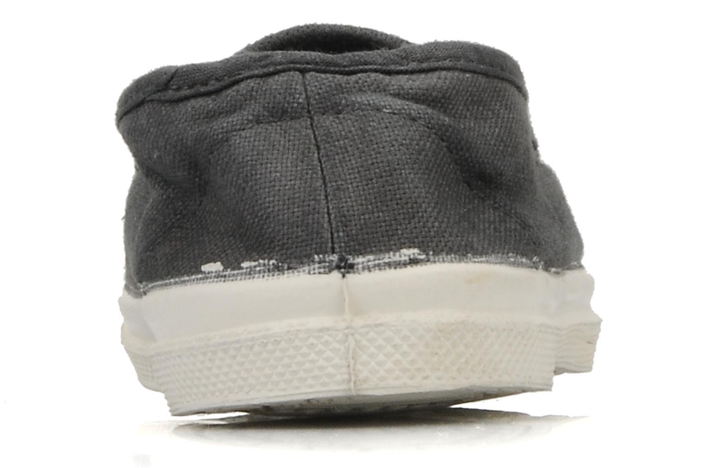 Sneakers Bensimon Tennis Elastique E Grijs rechts