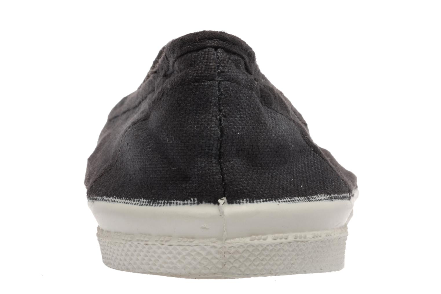 Trainers Bensimon Tennis Elastique E Blue view from the right