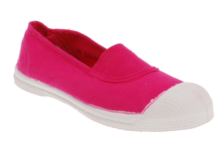 Sneakers Bensimon Tennis Elastique E Pink detaljeret billede af skoene