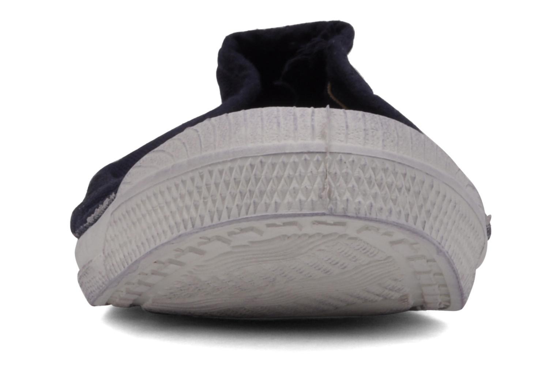 Sneaker Bensimon Tennis Elastique E lila schuhe getragen