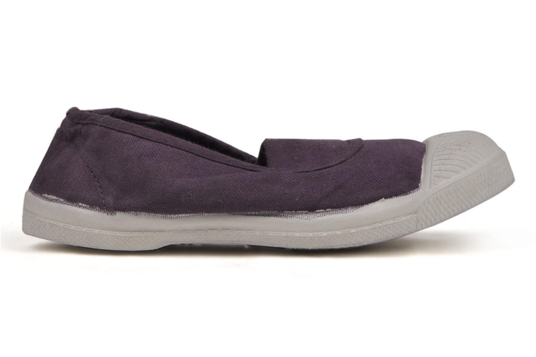 Sneakers Bensimon Tennis Elastique E Paars achterkant