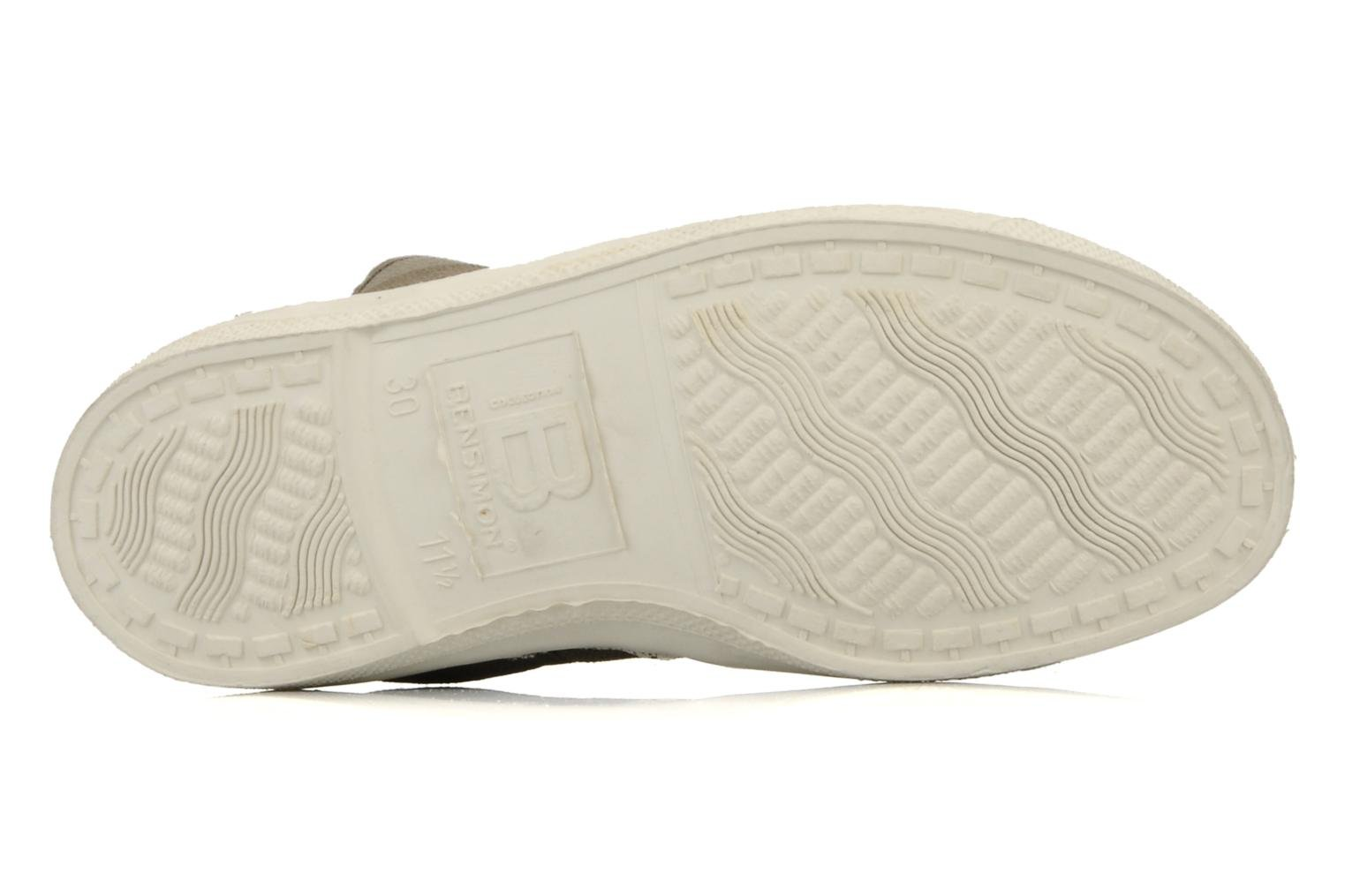 Sneakers Bensimon Tennis Lacets E Brun se foroven