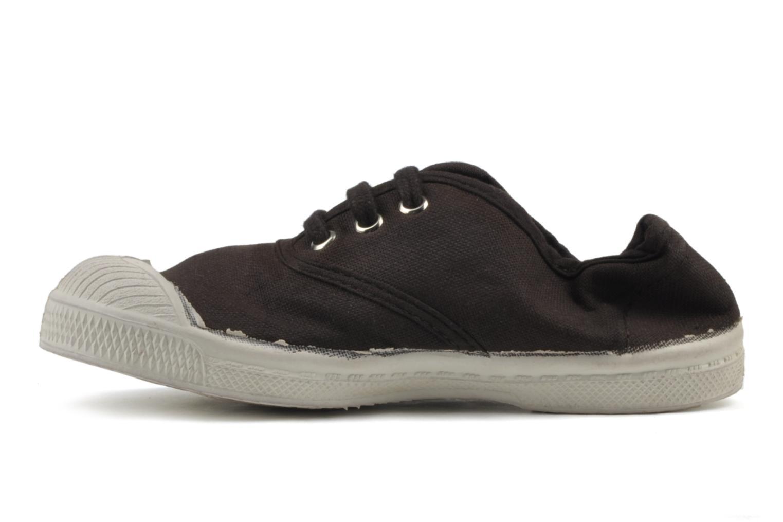 Sneakers Bensimon Tennis Lacets E Brun bild från framsidan