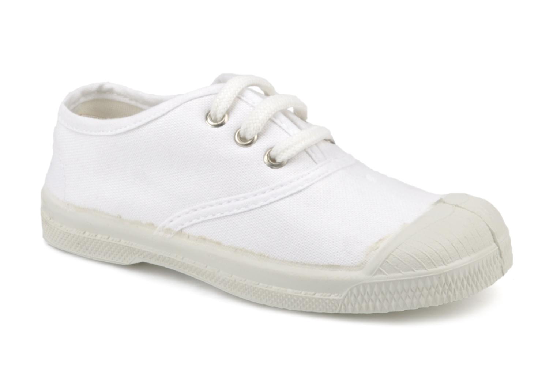 Sneakers Bensimon Tennis Lacets E Wit detail