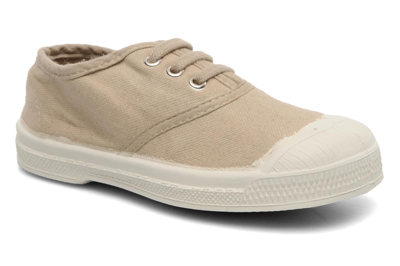 Sneakers Bensimon Tennis Lacets E Beige detaljeret billede af skoene