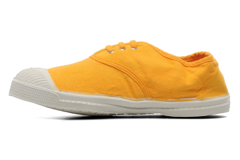 Sneakers Bensimon Tennis Lacets E Geel voorkant