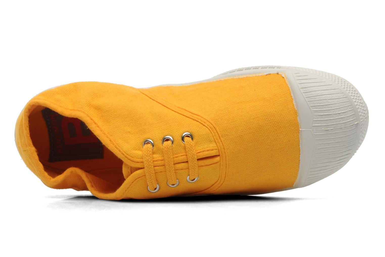 Sneakers Bensimon Tennis Lacets E Geel links