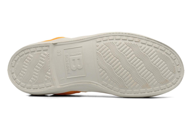 Sneakers Bensimon Tennis Lacets E Geel boven
