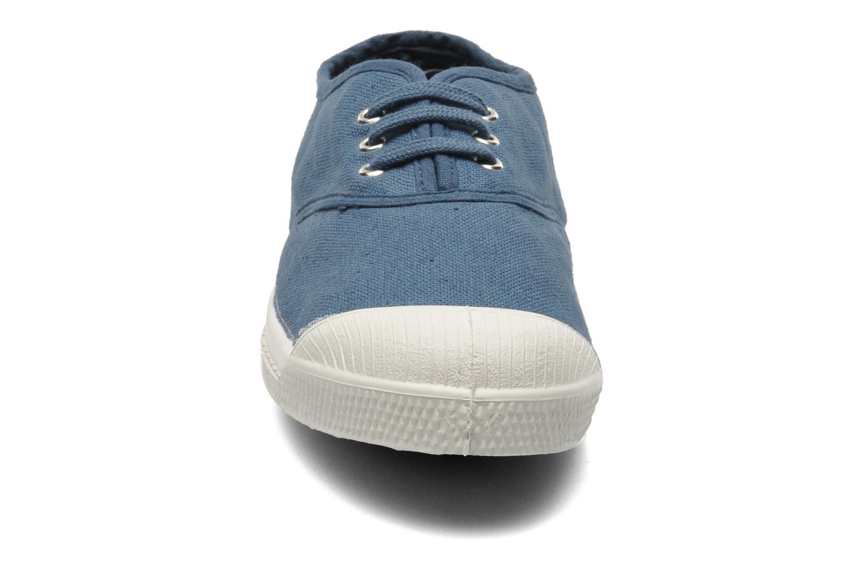 Tennis Lacets E Bleu Medium