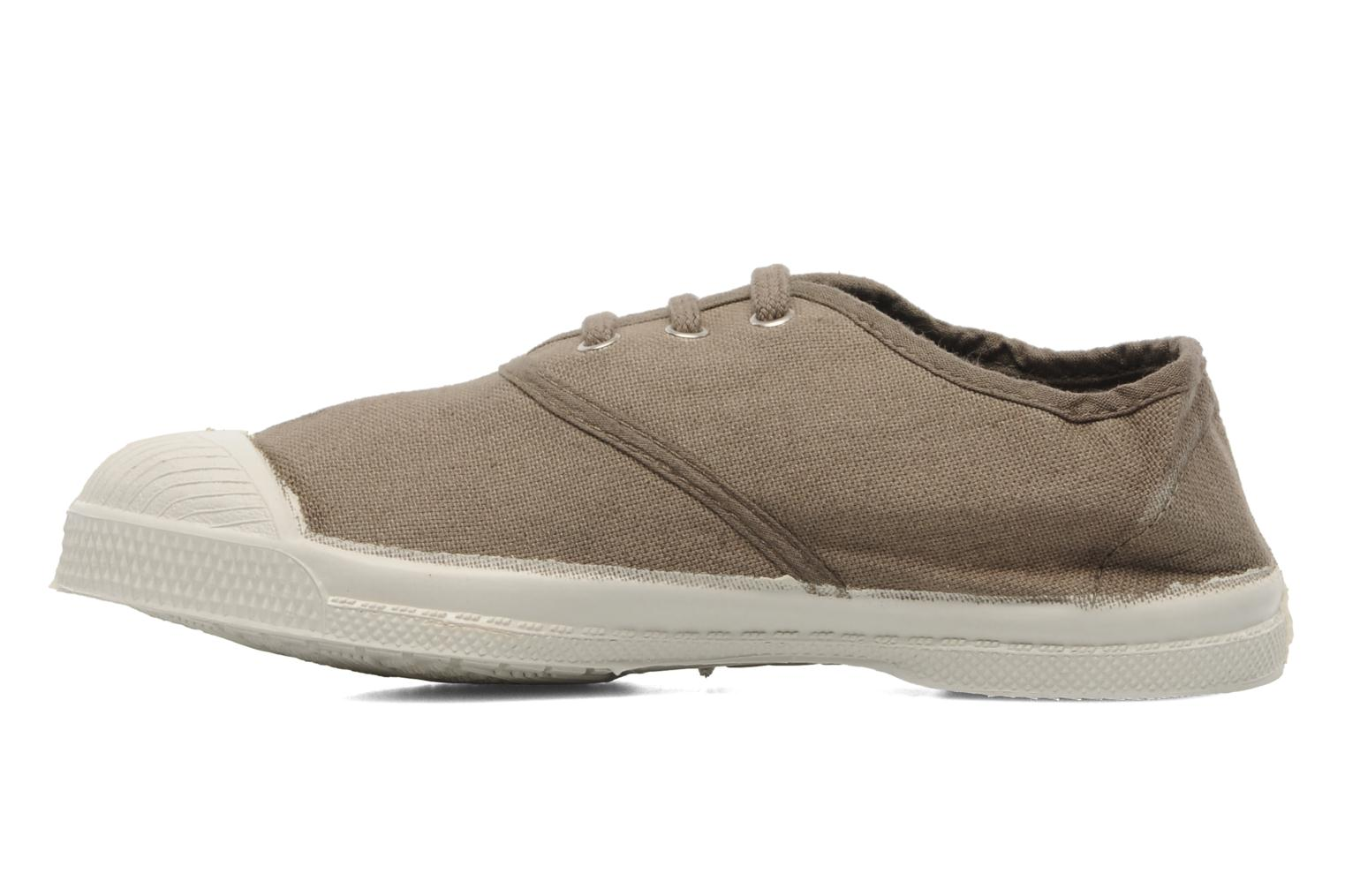 Trainers Bensimon Tennis Lacets E Beige front view