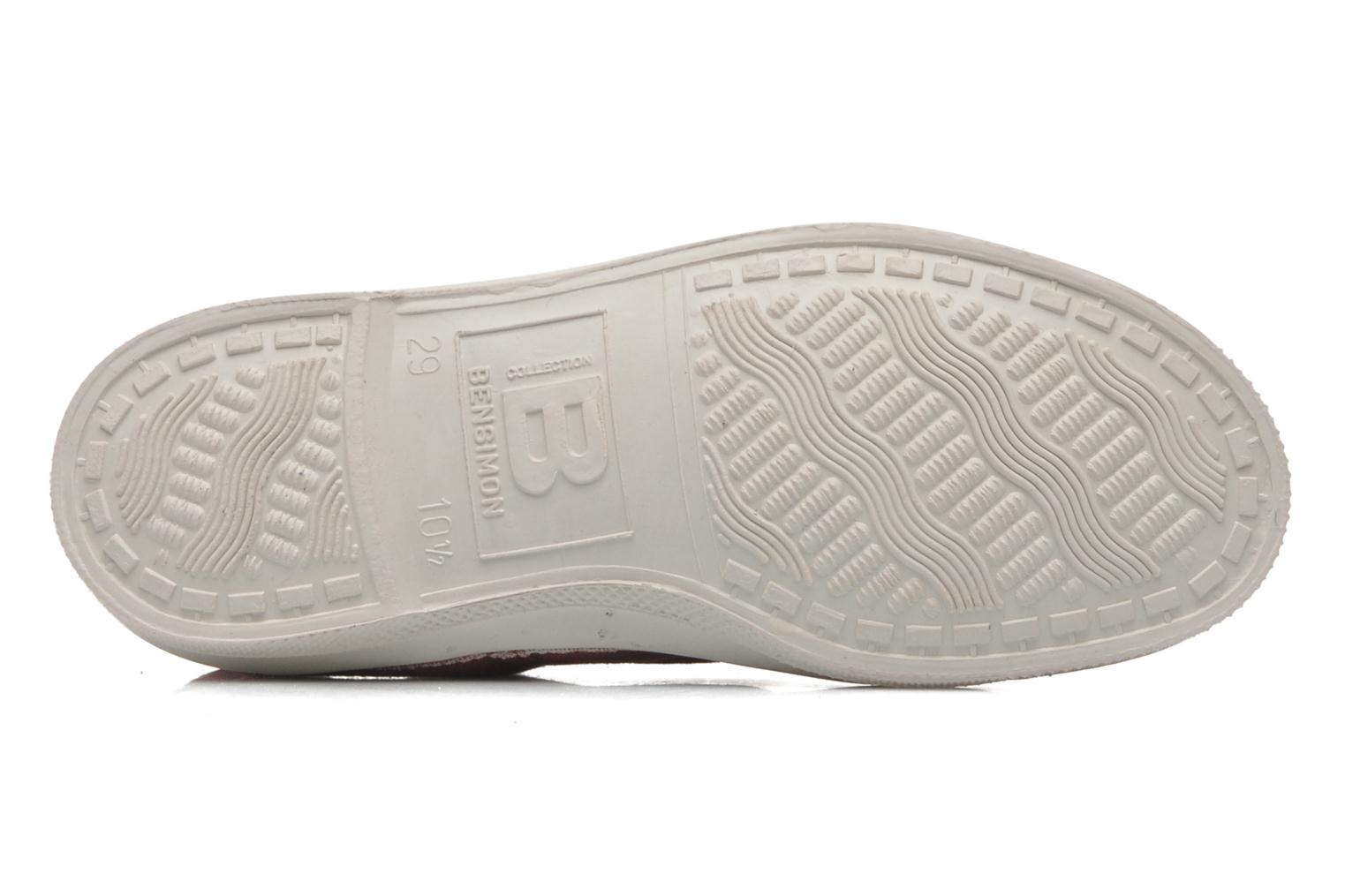 Sneakers Bensimon Tennis Lacets E Pink se foroven