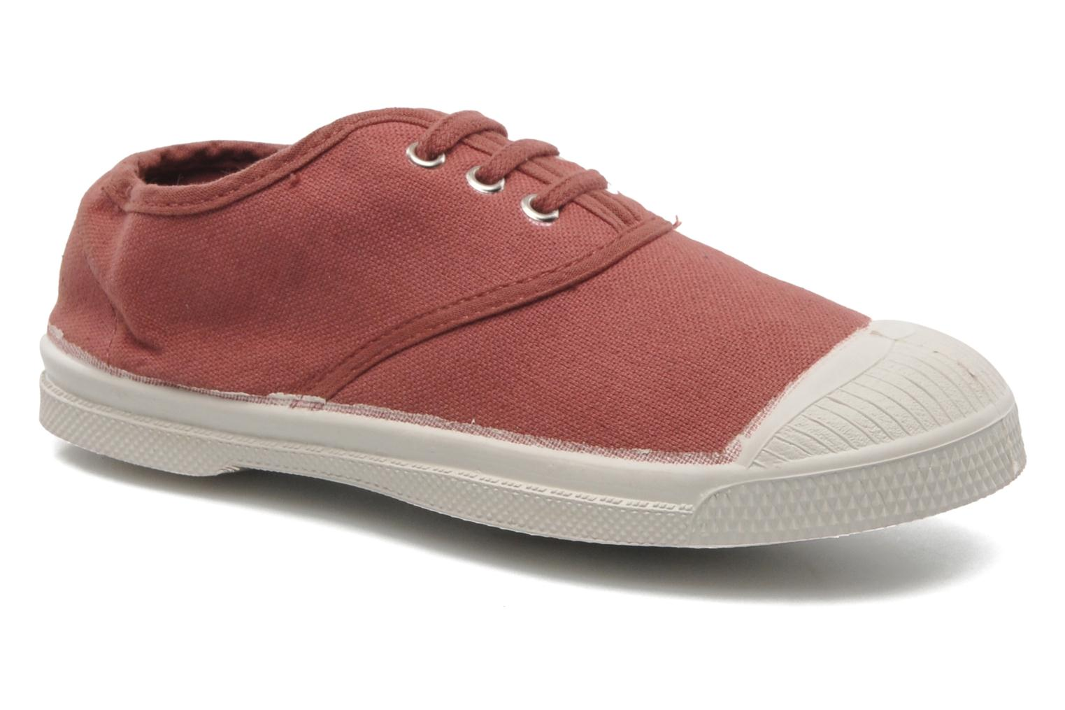 Sneakers Bensimon Tennis Lacets E Roze detail