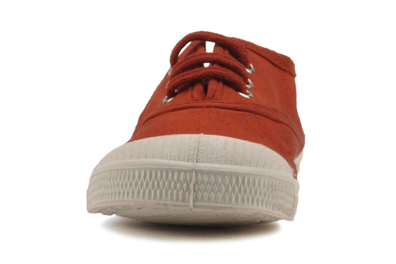 Tennis Lacets E Rouge