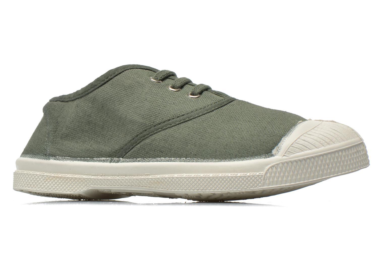 Sneaker Bensimon Tennis Lacets E grün ansicht von hinten