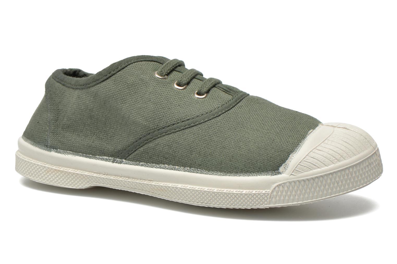 Sneakers Bensimon Tennis Lacets E Groen detail